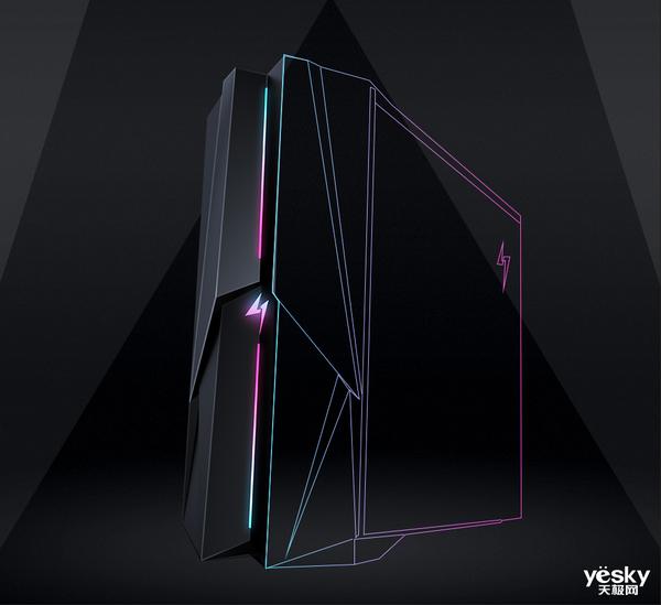 9代i7+NV光追显卡让你玩到爽 雷霆世纪觉醒X系列游戏主机开售