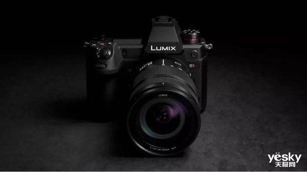 松下正式发布全球首款6K无反相机LUMIX S1H