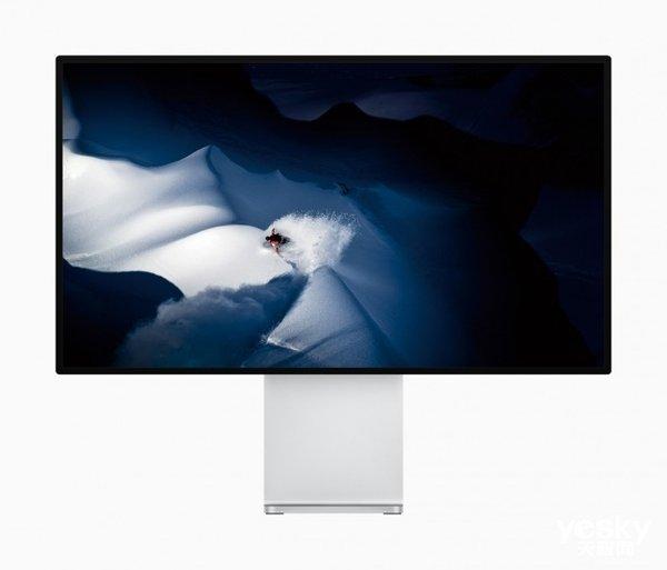 苹果发布与Mac Pro配套显示器Pro Display XDR