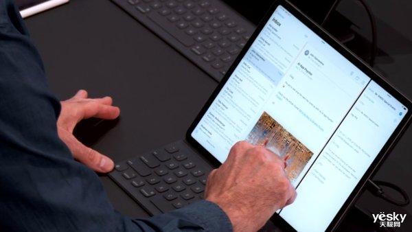 为桌面级体验而来 iPad OS让平板不再是尴尬的半吊子