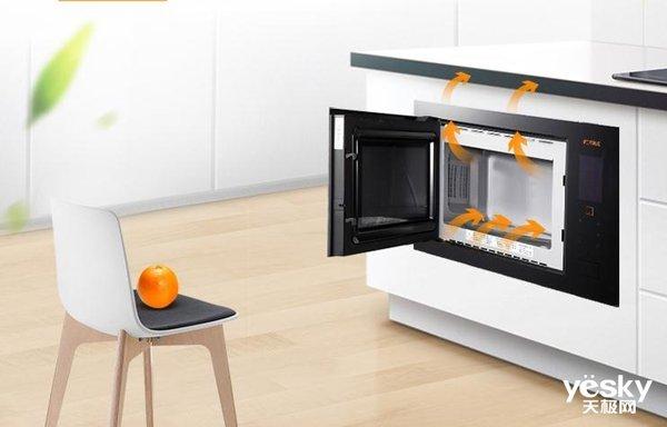 用它省时省力还美观 家用嵌入式微波炉怎么样?