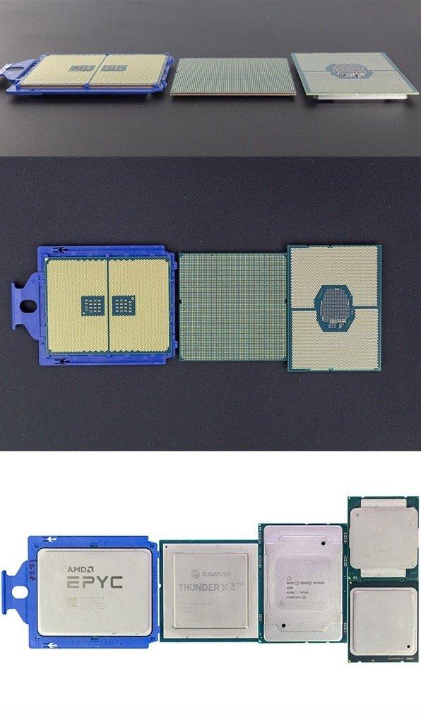 进军数据中市场 美满发布ThunderX2处理器