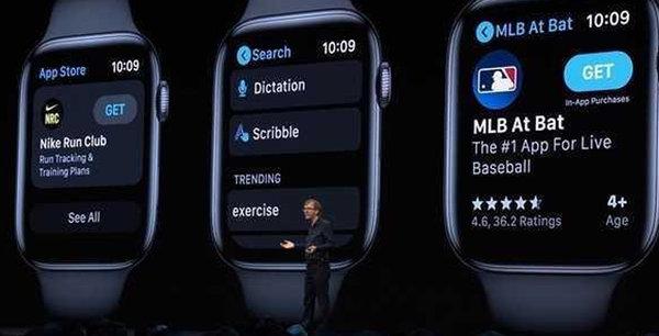 WatchOS 6发布!苹果智能手表终于有专属App Store了
