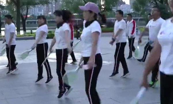 大妈拿灭蚊拍跳广场舞上热搜 6.18爆款电蚊拍推荐!