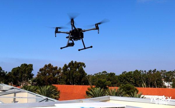 AI帮助无人机躲避移动障碍物