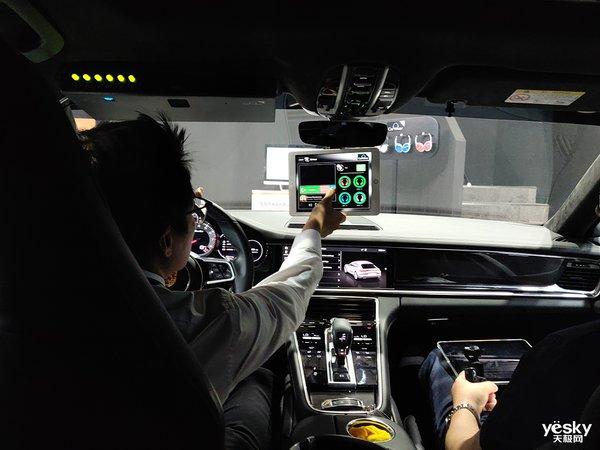 CES Asia 2019:Bose展示驾乘体验新技术及概念应用