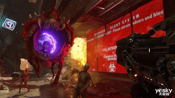 虐杀怪物新章来袭,《毁灭战士:永恒》你准备好了吗