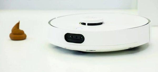 终于来了!养宠人士的福音 360发布能够绕过宠物粑粑的扫地机器人