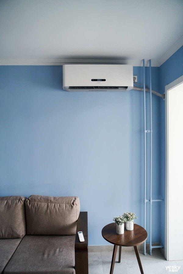 """智米变频空调2图赏:一如既往的""""小米风"""",做工精致更美观"""