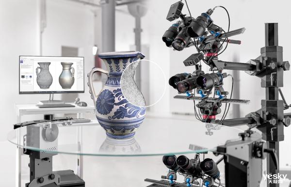 蔡司RealScan扫描仪亮相CES Asia:提供快速高品质3D建模
