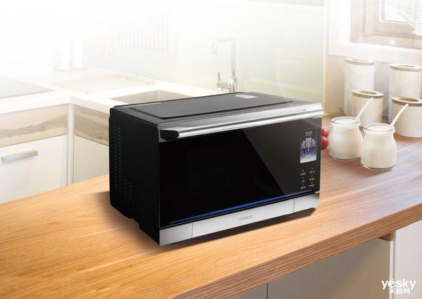 格兰仕引领微蒸烤一体机新消费