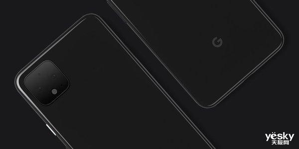谷歌公开自己的Pixel 4浴霸手机造型