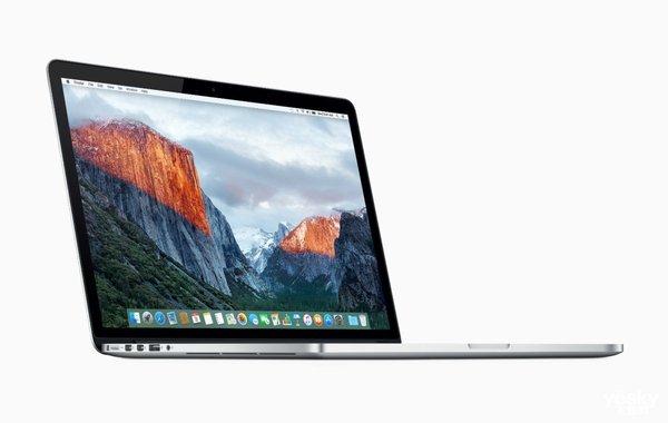 苹果因电池隐患召回2015-2017款MacBook Pro
