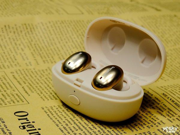 一款令人惊讶的耳机-1MORE 时尚豆 Stylish 真无线耳机