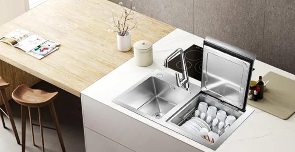 水槽洗碗机日常如何清洁保养?