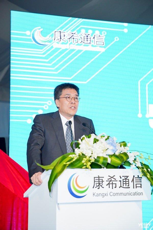 康希通信亮相MWC,发布全新射频前端系列芯片