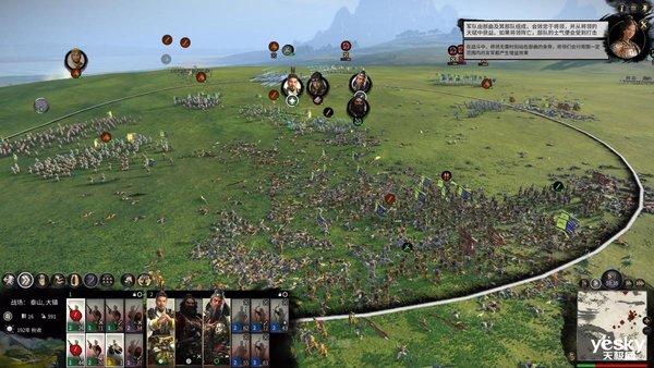 千万人吾往矣!《全面战争:三国》不容错过的战略游戏