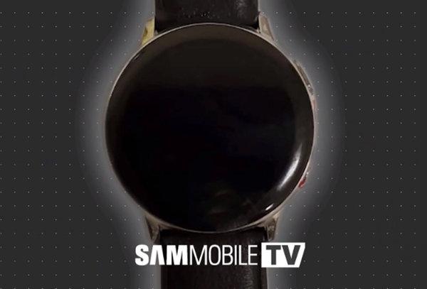 时尚简约!三星Galaxy Watch Active2谍照曝光