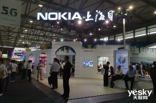 诺基亚晒5G成绩单:5G标准必要专利数量全球第二,已获43份5G合同