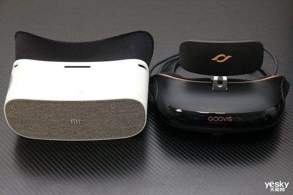 GOOVIS Pro蓝光3D专业版对比评测