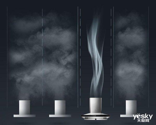 烹饪后总感觉油烟满面呼吸不适? 你需要一台更优秀的抽油烟机!