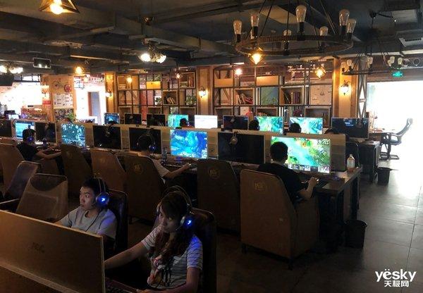 玩索未玩――索泰RTX网吧高配体验机首批活动网吧名单公布