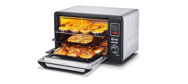 极客美食:外脆里嫩―电烤箱版无水蛋糕