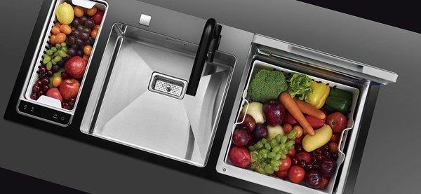 洗碗机应该安装哪种?来看看各类洗碗机的介绍吧!