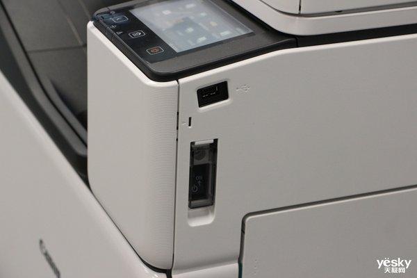 至臻至简打造高效办公环境 佳能喷墨多功能数码复合机WG7850评测