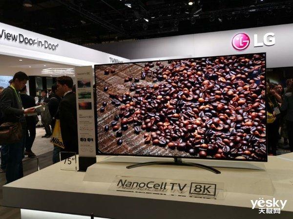 8K正加速赶超 但两年内4K电视仍是市场主流