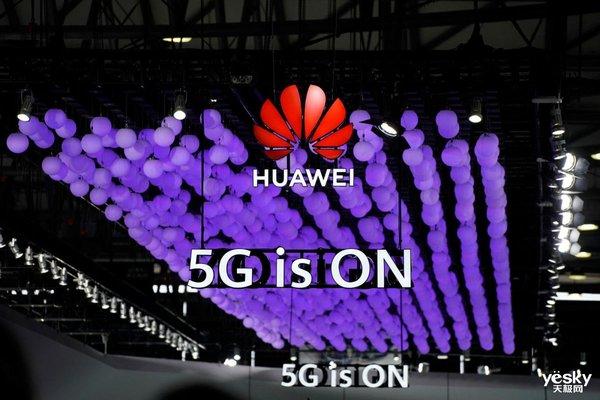 华为帮助英国运营商建设5G网络的非核心部分