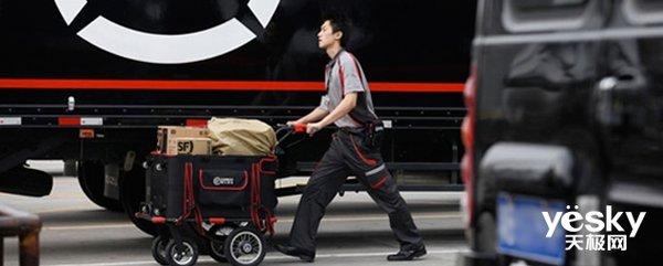 6月份中国快递规模提升24% 累计营收630亿