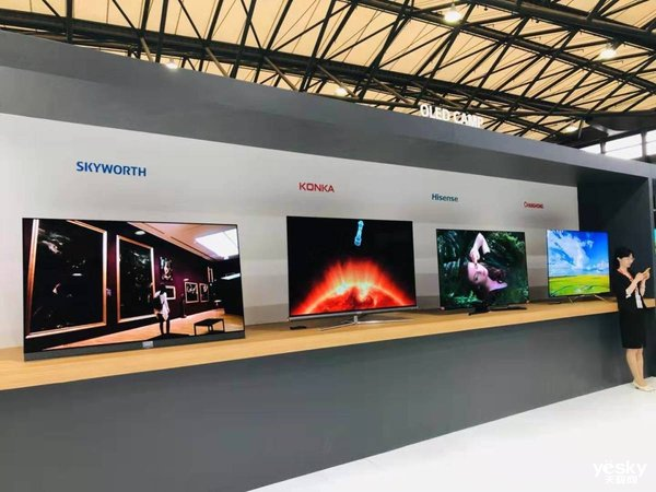 UED2019国际显示博览会开幕 聚焦最新显示技术