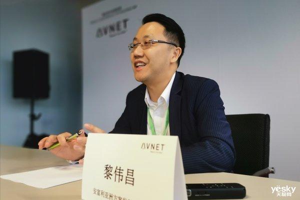安富利黎伟昌:5G时代来临,物联网发展将空前提速