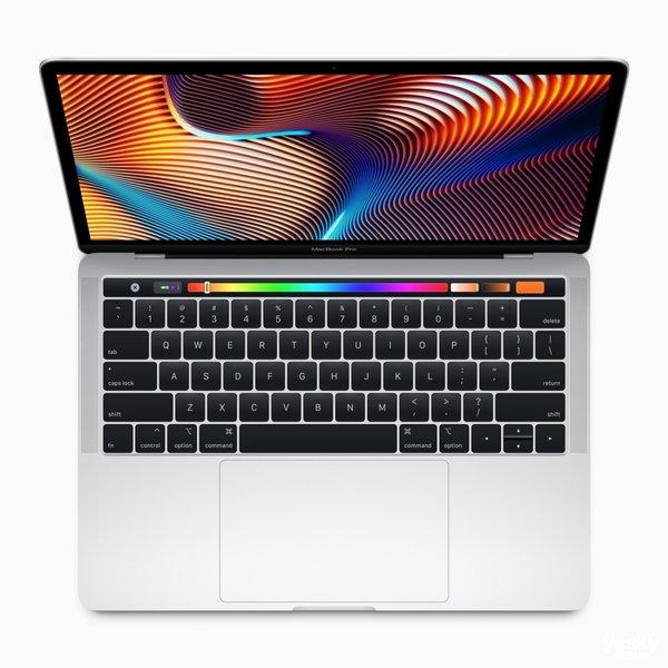 全新13英寸MacBook Pro跑分曝光 性能提升明显