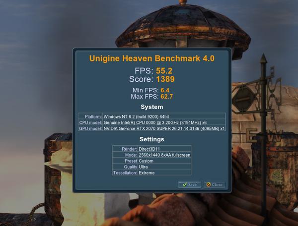 iGame RTX 2070 SUPER Vulcan X OC显卡评测