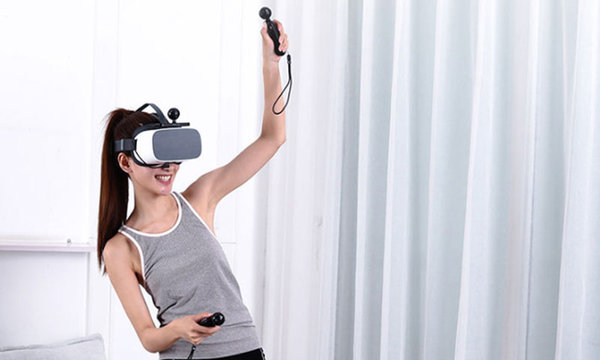 沉寂不代表产业没有机会!5G时代VR迎来新机