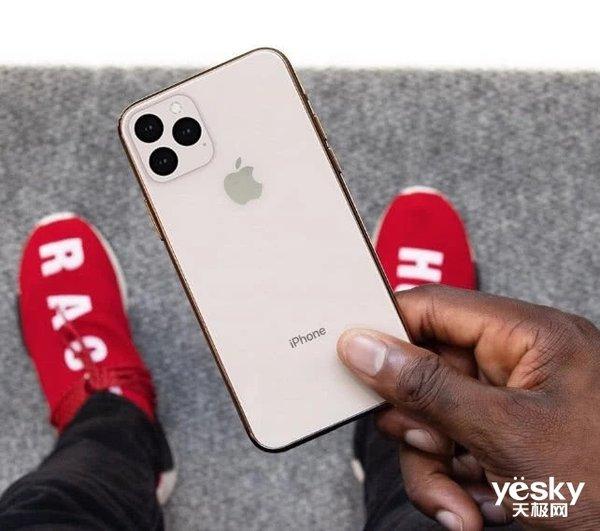 外媒已上手苹果三款新iPhone机模:毫无亮点 售价破万 用英特尔基带