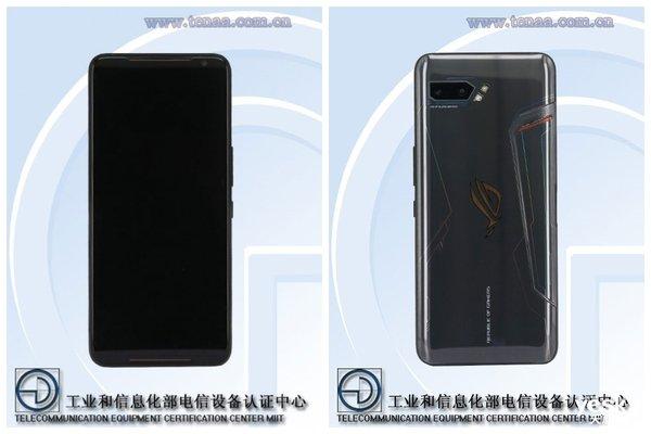 ROG Phone II入网确认 骁龙855 Plus+5800毫安电池