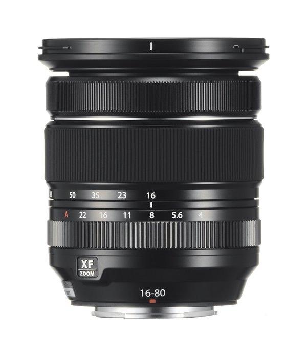 """富士胶片推出全新""""富士龙XF16-80mmF4 R OIS WR""""变焦镜头"""