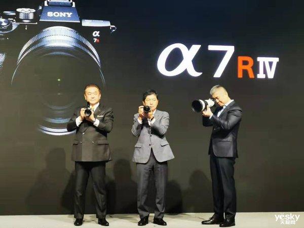 索尼狠起来连自己都不放过 Alpha 7R IV全幅微单新标杆的诞生
