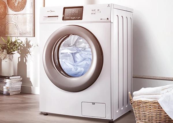 美的洗衣机F8报错是什么原因?