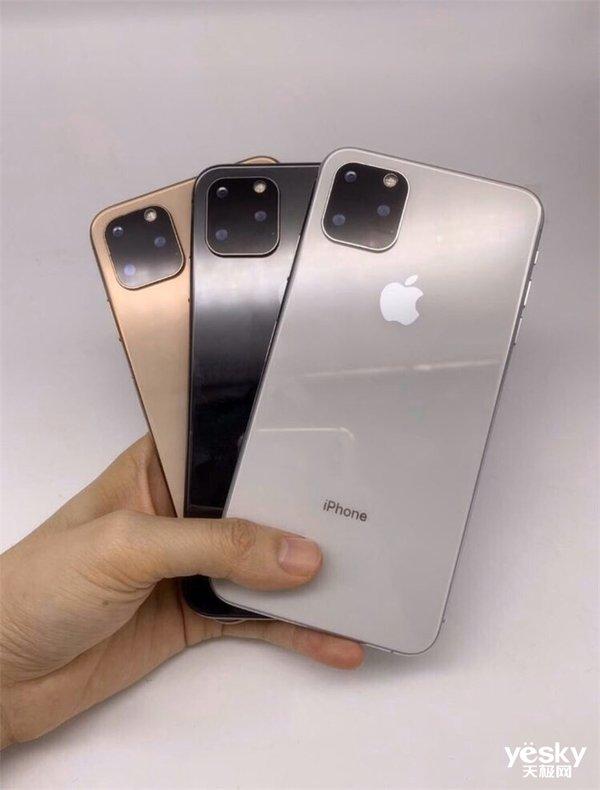 2019年新款iPhone前期备货千万台 苹果密谈东芝保障出货
