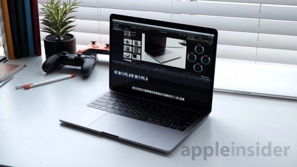 外媒简评2019入门款13��MacBook Pro