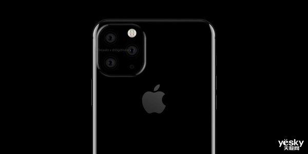 iPhone 11将搭载A13芯片 更新Tapic Engine振动马达