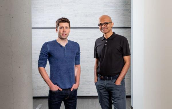 瞄准通用人工智能研发 微软向OpenAI投了10亿美元