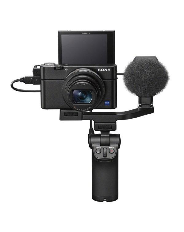 索尼发布RX100 VII相机 新增三大特性值得期待