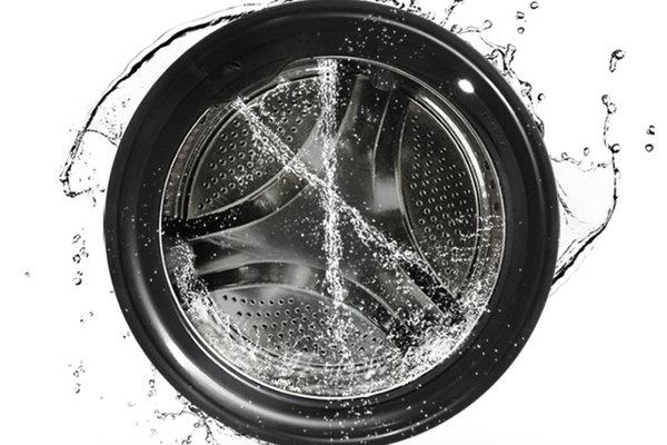 海尔洗衣机显示E1是什么原因?