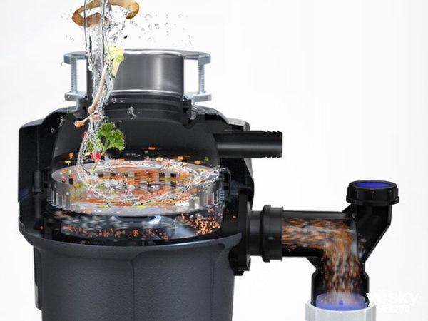 垃圾处理器热销 国内消费者是否有必要入手?