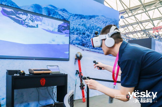 红魔3联合不求人发布钢枪限量套装,布局VR革新手游新形态